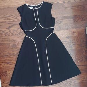 London Style A Line Dress.